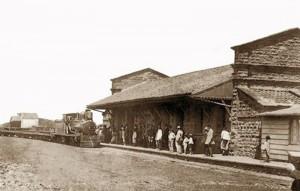 Itaqui Estação Férrea(acervo Ronaldo Fotografia) 1903
