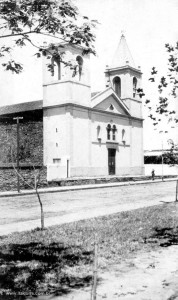 itaqui Antiga Igreja Matriz 1922