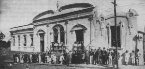 Júlio de Castilhos Clube Félix da Cunha 1914