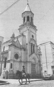 Júlio de Castilhos Igreja Matriz déc1970
