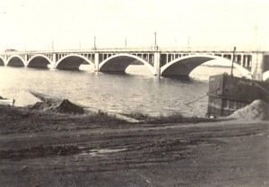 Jaguarão-Rio Branco Construção ponte 1