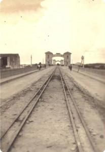 Jaguarão-Rio Branco Construção ponte 2