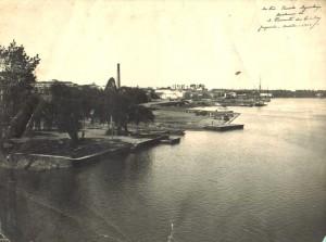 Jaguarão Cais 1928