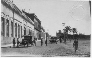 Jaguarão Centro da cidade déc1930
