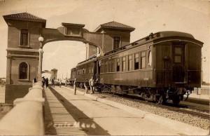 Jaguarão Trem na Ponte Internacional Barão de Mauá