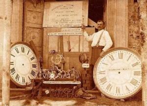 Jaguari Relógios Igreja Matriz 1927