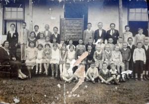 Lajeado 1ª aula pública estadual Conventos Profª M Olga Matzembacher(acervo Juliana Martins) 1932