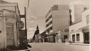 Lajeado Centro(acervo Ageu Kehrwald) 1960