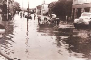 Lajeado Enchente 1956