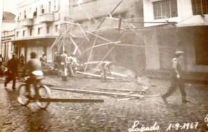 Lajeado Furacão 01-09-1967