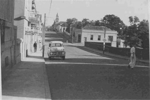 Lajeado Rua Julio de Castilhos(acervo Ageu Kehrwald) déc1940