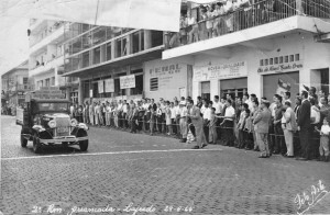 Lajeado Rua júlio de Castilhos km de Arrancada 29-05-1966