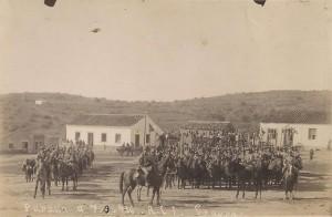Lavras do Sul 7 de setembro Parada militar 1936