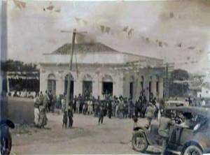 Lavras do Sul Intendência Municipal(Prefeitura)(acervo Dilnara Martins)