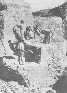 Lavras do Sul garimpeiros déc1940