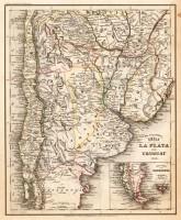 Mapa Brasil 1853