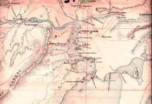Mapa Porto Alegre 1876 1