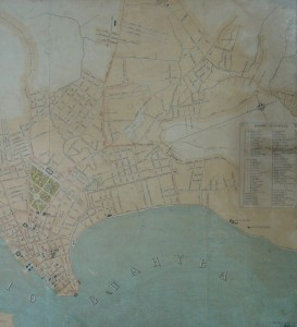 Mapa Porto Alegre 1918 1