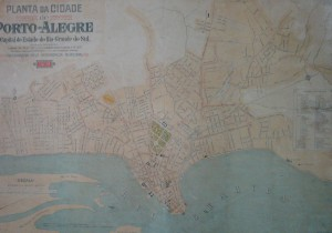 Mapa Porto Alegre 1918 3