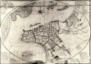 Mapa Porto Alegre Paróquias