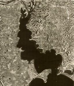Mapa Radar Porto Alegre 1976