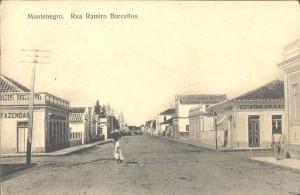 Montenegro Postal Rua Ramiro Barcellos
