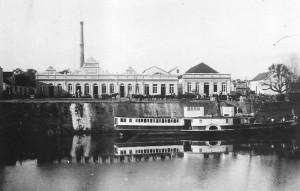 Montenegro Postal fábrica de banha Renner Cais Vapor Lageado (1)