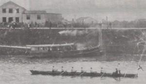 Montenegro Remadores porto alegrenses Cais 1894