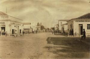 Montenegro Rua Ramiro Barcelos(acervo Romelio Oliveira) 1910