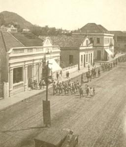 Montenegro Rua Ramiro Barcelos Armazém Griebeler(acervo família Stiehl) (1)