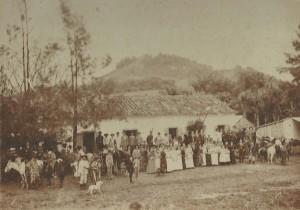 Montenegro Salão Primor no Distrito de Costa da Serra Distrito início sécXX