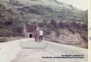 Muçum Ponte Brochado da Rocha Ferrovia do Trigo 03-1967