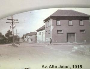 Não-Me-Toque Av Alto Jacuí(acervo Casa da Cultura)