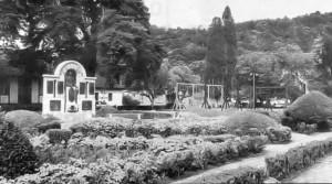 Nova Petrópolis Praça Padre Amstadt atual