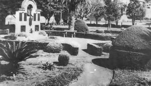 Nova Petrópolis Praça Padre Amstadt déc1940