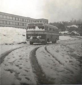 Nova Prata Neve no Hospital S J Batista 1965