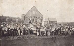 Nova Roma do Sul Serra gaúcha Celebração de Santo Antônio 1907