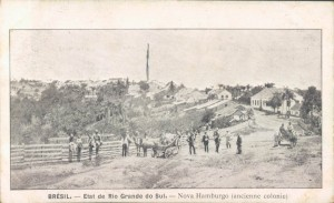 Novo Hamburgo Antiga Colônia 1910