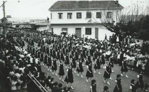 Novo Hamburgo Parada(desfile) de 07-09-1963