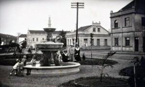 Novo Hamburgo Praça das Pombas - (1920)