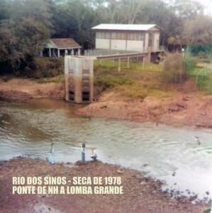 Novo Hamburgo Rio dos Sinos Seca 1978 1