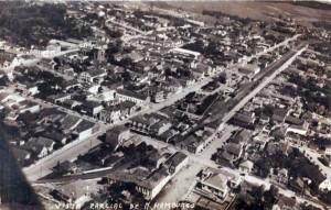 Novo Hamburgo Vista Parcial déc1950