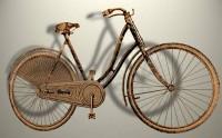 Bicicleta Slavia 1895(acervo Ronaldo Fotografia)