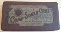 Caixa de Tabaco déc1940