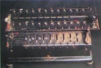 Calculadora comercial final séc XIX