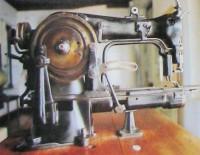 Máquina Costura Renner e Cia Ltda início séc XX