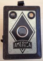 Máquina Fotográfica América Box dec1950 1