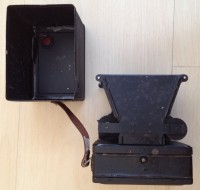 Máquina Fotográfica América Box dec1950 2