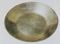 Prato de prata para servir frios Confeitaria Rocco 1912