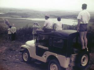 Osório Morro da Borússia em 1963(acervo Cristian Foernges)
